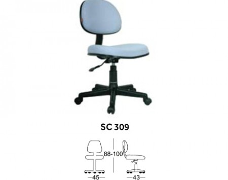 Kursi Kantor Chairman Staff SC 309 O Distributor Alat Surabaya
